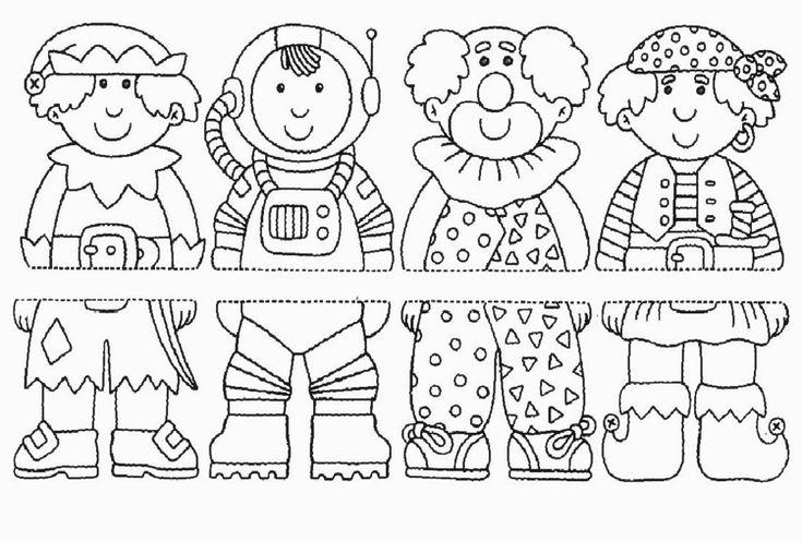50+ faschingsbilder zum ausmalen für kinder kostenlos