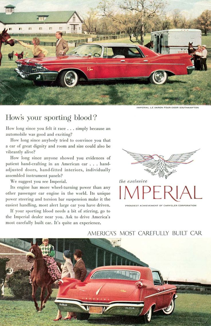 Imperial Le Baron 4-door