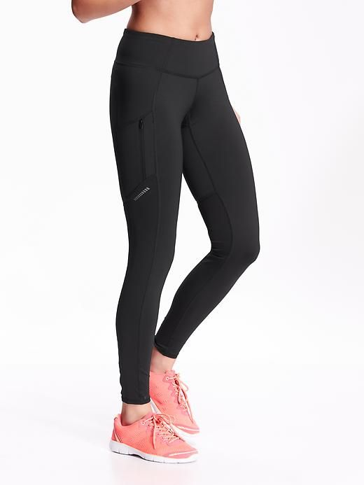 Because I'm pondering running a 5k & 10K next year....Running Tights