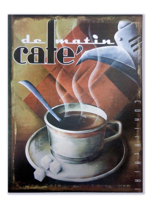 Café de Matin | Koffie en thee | Signs of Time