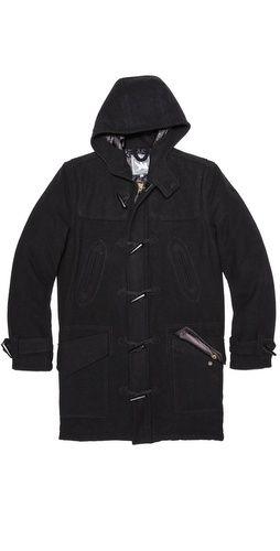 Spiewak Pearson Duffle Coat