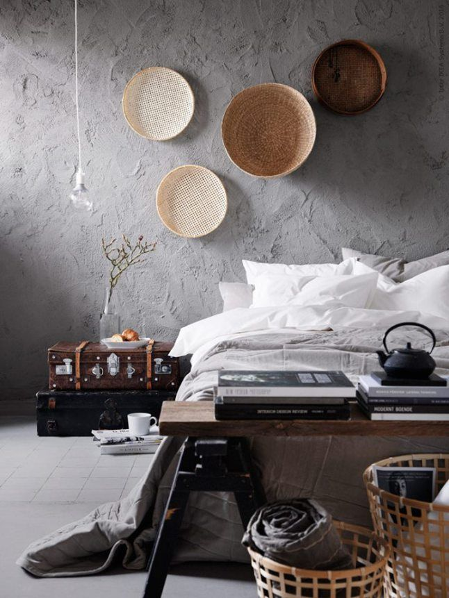 Dreamy natural Ikea bedroom Daily Dream Decor