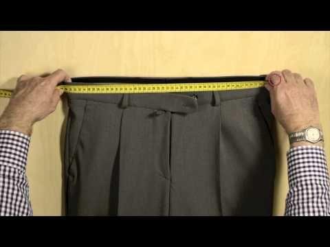 Alle Größen für Herrenhosen auf einen Blick mit Größentabelle Kimmich Mode-Versand | Größenspezialist für Männermode