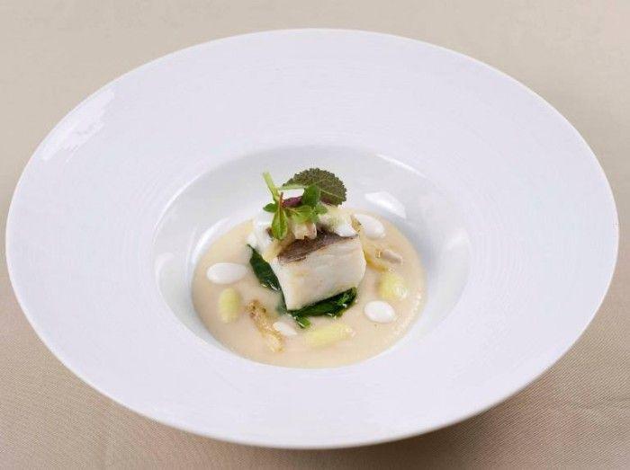Gennaro Esposito: ricetta pop per Md. Merluzzo con crema di fagioli e broccoli - Luciano Pignataro Wineblog
