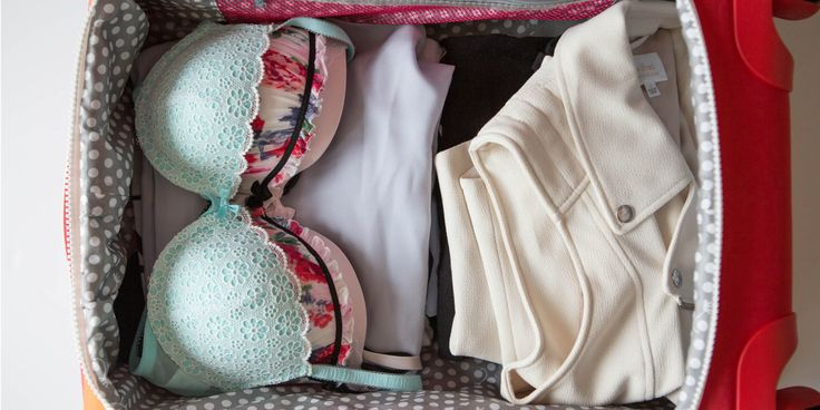 20 Genius Space-Saving Hacks for Packing Your Suitcase   - Cosmopolitan.com
