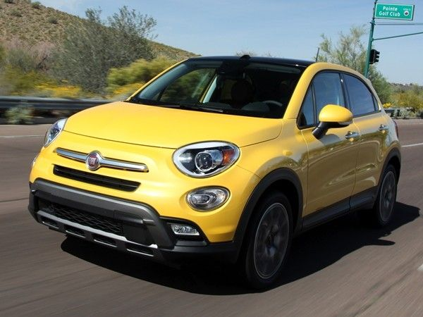 Subcompact SUV Comparison: 2016 Fiat 500X                                     By Jason Allan on April 9, 2016 9:01 AM                     Next: Back to Intro        Good looks aren't good enough.