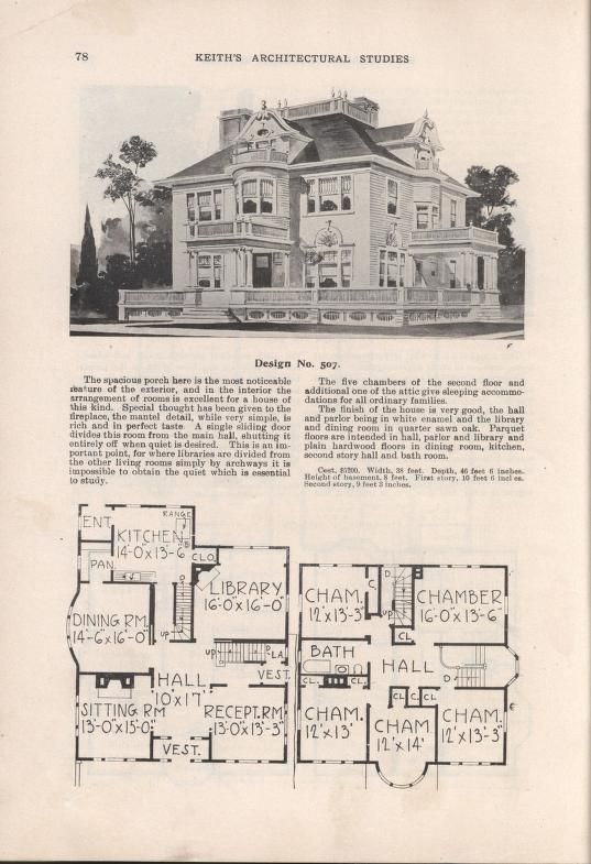 Best House Floorplans Images On Pinterest Vintage Houses