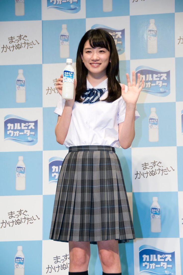 女優の永野芽郁が「カルピスウォーター」の第13代CMキャラクターに抜擢された。