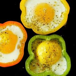 """Egg in a Pepper 