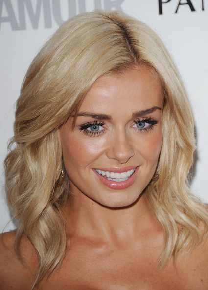 Katherine Jenkins- always looks so radiant!