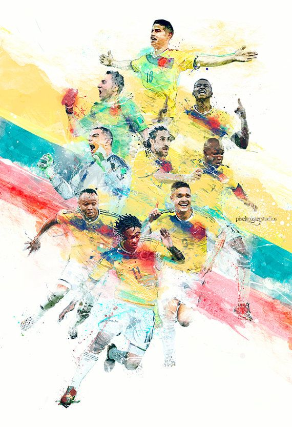 Selección Colombia - ART