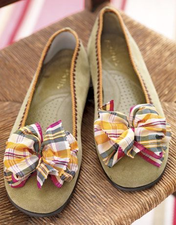 How to make cute ribbon shoes