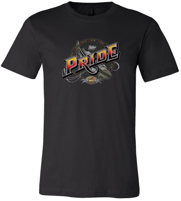 Native Threads Pride 2014 T-Shirt-LIMITED QUANTITIES