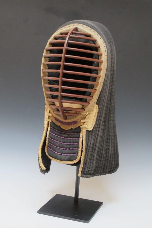 Japanese Kendo Mask, Hidden Identity, Secrecy, Espionage, Creation, Dark Clash