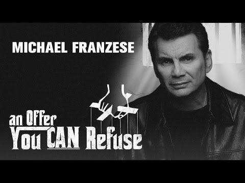 """An Offer You CAN Refuse - """"Michael Franzese"""" - 10/26/2014 - YouTube"""