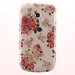 Κάλυμμα πίσω μέρους - Γραφικό - Samsung Mobile Phone - για Samsung S3 Mini I8190N ( Πολύχρωμο , Πλαστικό )