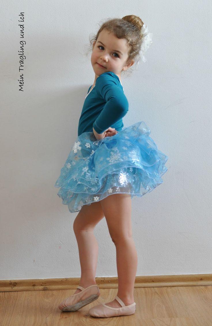 Mein Tragling und ich: Mädchentraum - Ballettanzug mit Tütü