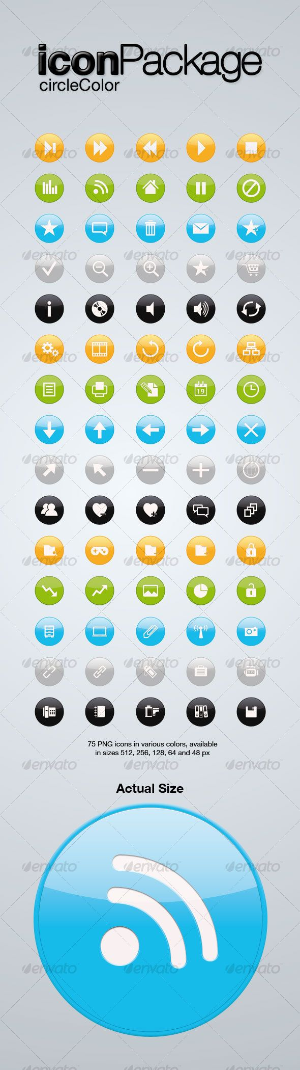 Icon Package - Web #Icons Download here: https://graphicriver.net/item/icon-package/61174?ref=alena994