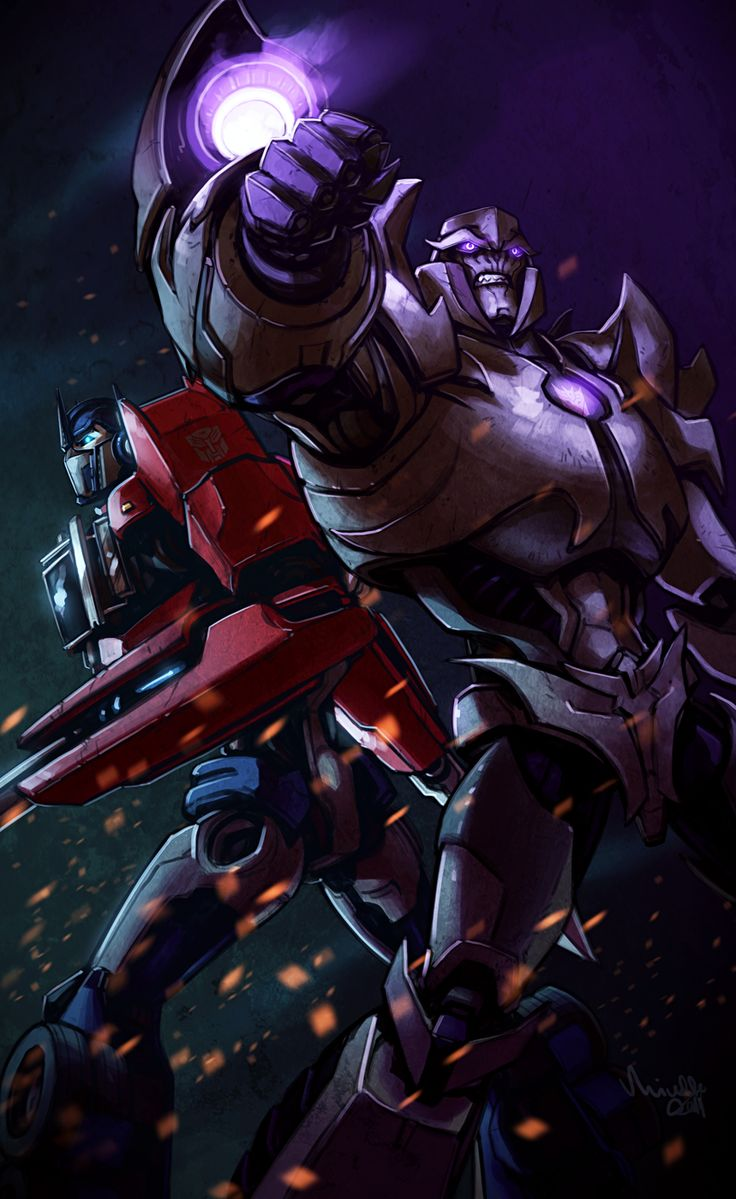 Transformers Prime - One Shall Rise & One Shall Fall