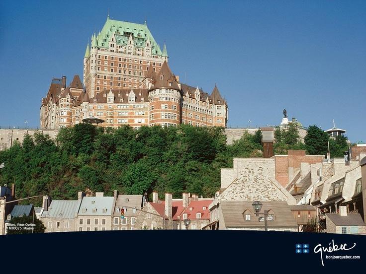 Vieux Québec, Chateau