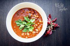 Mexická fazuľová polievka | We Lift Together