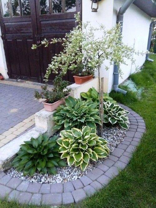 Einen wunderschönen Garten gestalten mit wenig Geld – simone 3er – #3er #Einen …