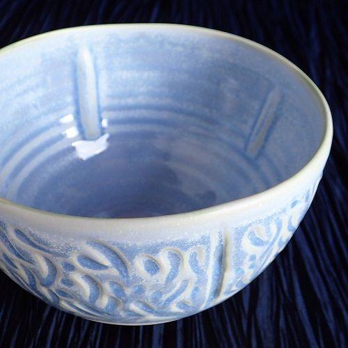Grand bol en porcelaine - © Un Hibou dans la Tasse