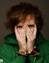 I think i have ginger problem.. Ed Sheeran