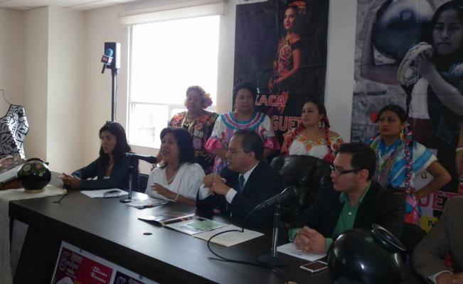 Tradiciones de Oaxaca, llevadas a expo de Tultitlán | El Universal
