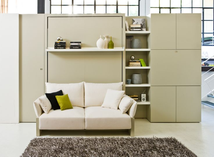 7 Best Images About Murphy Beds For Tiny Living On Pinterest Transforming Furniture Studio