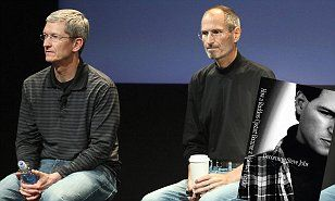 Becoming Steve Jobs biography reveals how Bill Gates paid one final visit | Daily Mail Online