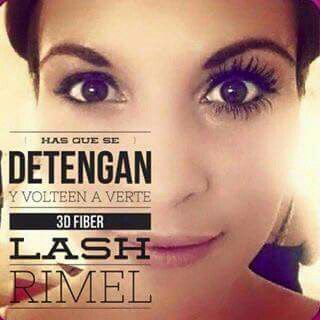 3d+ Fiber Lash Rimel Younique www.youniquebyady.com