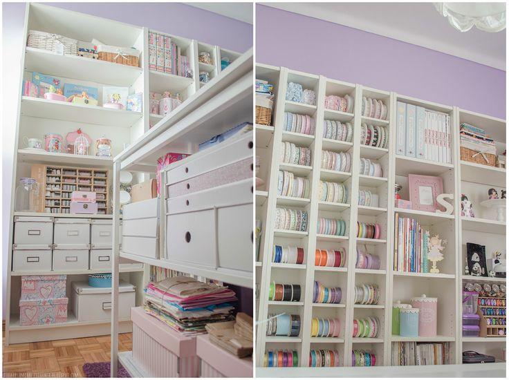 Organized Studio Is Always An Inspiration