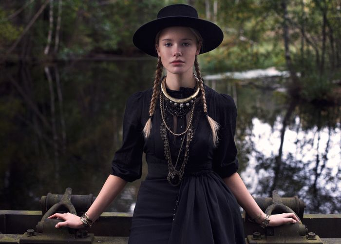 [True Grit inspired cowgirl fashion] | Alternative Fashion ...