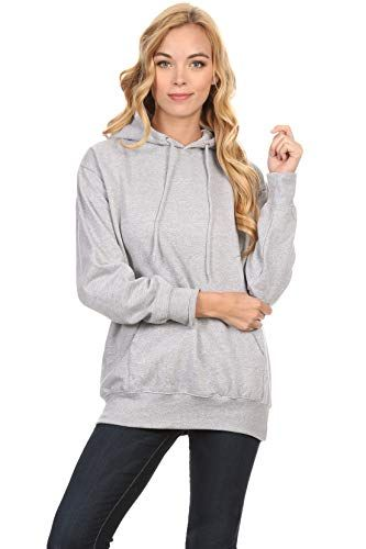 5308be7c7d1 Simlu Fleece Pullover Hoodies Oversized Sweater Reg Plus Size Sweatshirts ( Size XXXX-Large
