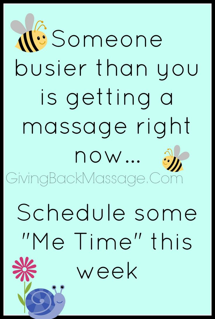 Book a Massage this week. Your Body will Thank You! 631-698-