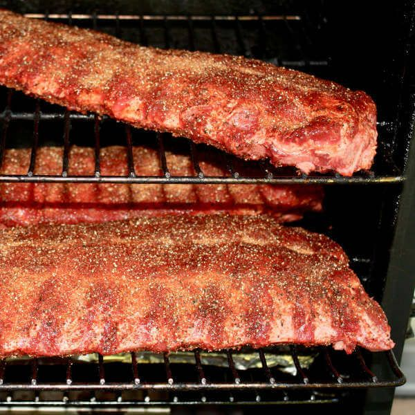 Tempting Smoker Recipes For Delicious Smoked Foods Every Time Meat In 2019 Electric Smoker Rib Recipe Smoker Ribs Masterbuilt Smoker