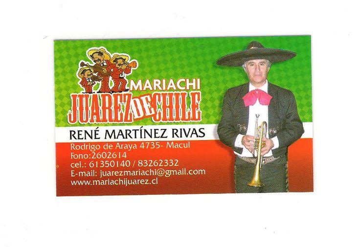 Mariachi Juarez de Chile:          Mariachi Juarez de Chile   ...