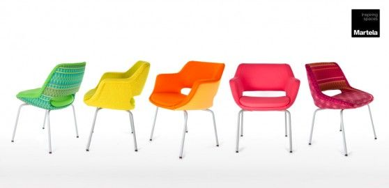 TOUCH_MARTELA_FLOW Kilta Chair