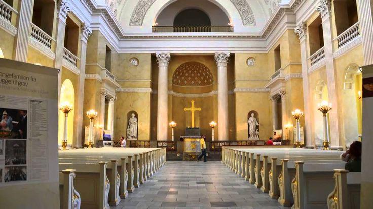 Christianborg Palace Chapel - Copenhagen DK - July 11, 2013