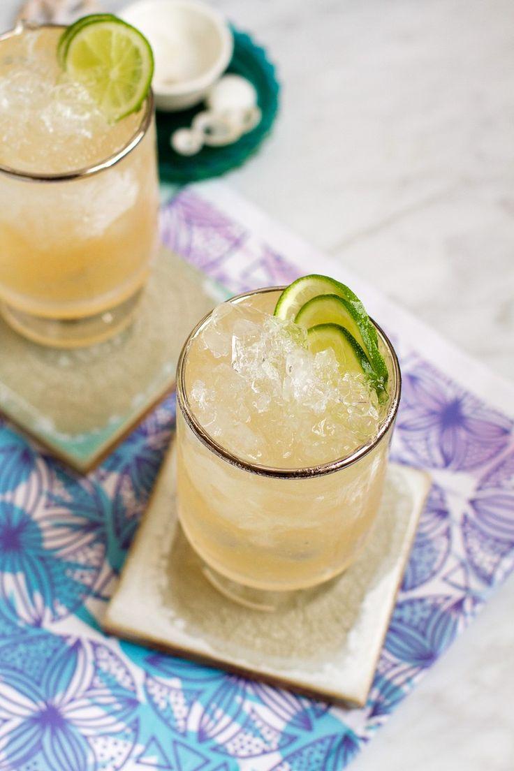 @saltandwind Souvenir Recipe: Guava Mezcal Mule Cocktail | http://saltandwind.com