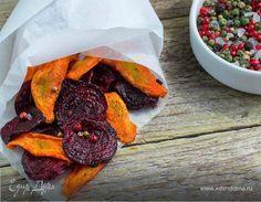Овощные чипсы: рецепты с фото