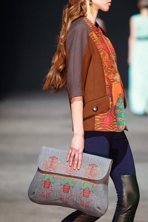 #show, #fall, #2013, #fashion, #clutch, #print
