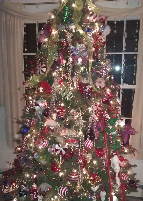 Christmas Best Living Room Decorations: 576 Best Images About Country Living's Christmas Tree