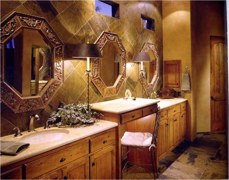 26 best old world bathrooms images on pinterest bathroom ideas old world bathroom mozeypictures Images