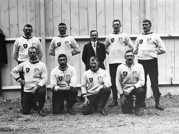 10 Weird & Wonderful Former Olympic Sports