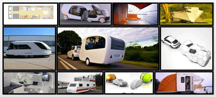 Camping Trends: Cool Caravans Of The Future