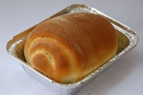 Pão caseiro - receita infalível!