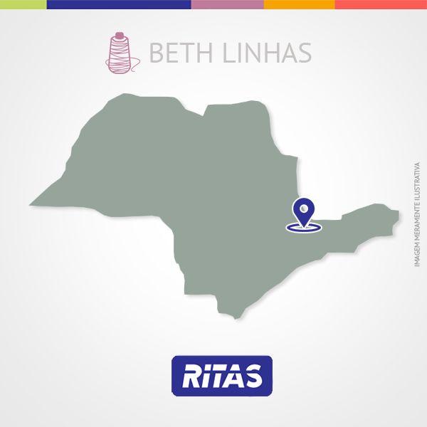 Os clientes de Bragança Paulista (interior de São Paulo) podem encontrar nossos botões e outros tipos de aviamentos na loja Beth Linhas. Ressaltamos que, além do sudeste, estamos presentes em outras regiões do país como nordeste, centro-oeste e sul. Para saber onde nos encontrar, acesse http://goo.gl/J6HYgR