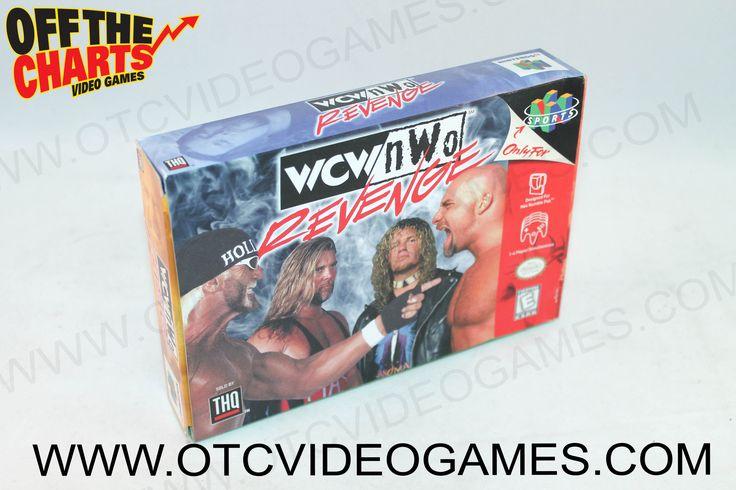 WCW/NWO Revenge Box